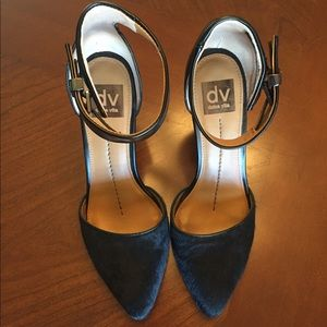Dolce Vita Ankle Strap Heels Size 8.5